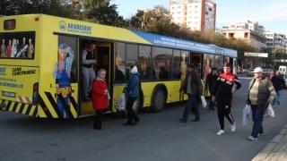 Noi facilități pentru vârstnici, la transportul în comun