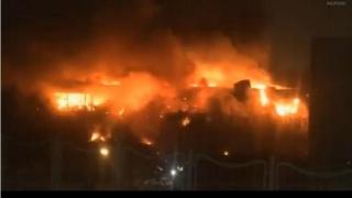 Nord-estul Greciei, în flăcări! Incendiile, cu neputinţă de controlat!