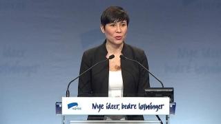 Norvegia, condusă de femei!