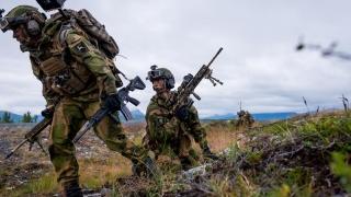 Norvegia participă la operaţiunile din Siria ale coaliţiei internaţionale