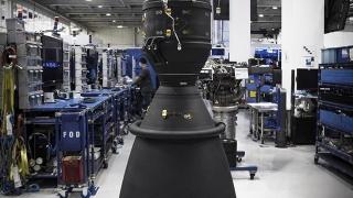 Noul motor de rachetă pentru Marte, testat cu succes