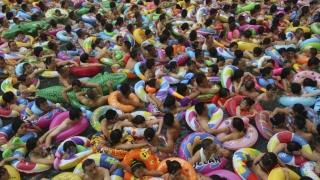 Nou record de căldură la Shanghai