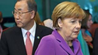 NSA a interceptat convorbiri între Angela Merkel şi Ban Ki-moon
