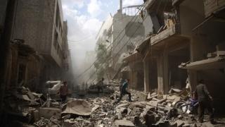 Nu au fost raportate decese ale civililor în prima zi de armistiţiu în Siria