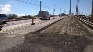 Nu e păcăleală! De la 1 aprilie a început reabilitarea Podului de la Butelii