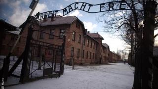 Număr record de vizitatori la Auschwitz în 2015