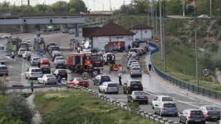 Nu puteți plăti online pentru podurile peste Dunăre, în weekend?
