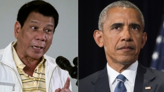 """Obama a anulat întâlnirea cu preşedintele filipinez, care l-a numit """"fiu de târfă"""""""