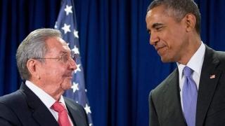 Obama a pledat pentru libertăţi politice, la Havana