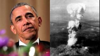 Obama, primul președinte american ajuns la Hiroshima