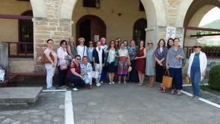 O delegaţie de femei de etnie turcă din Grecia a făcut turul cultural al Dobrogei
