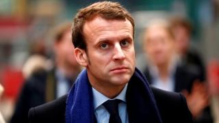 O deplasare a lui Macron la Las Vegas, investigată de instanţele franceze