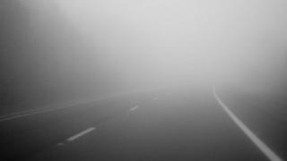 Cod galben de ceață în Constanța