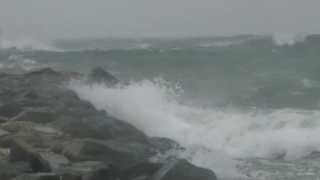 Cod galben de vânt la Constanța