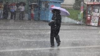 COD GALBEN de furtuni în mai mult de jumătate de ţară