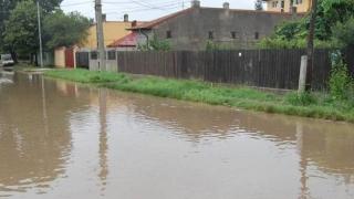 Cod galben de inundaţii în mai multe judeţe