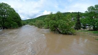 Cod galben de inundații pe râuri din Constanța și Tulcea, în următoarele ore