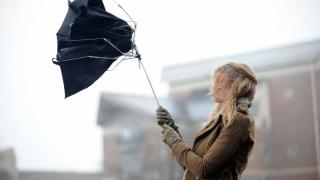 Atenționări Cod galben de vânt, ceață și polei în Constanța și Tulcea