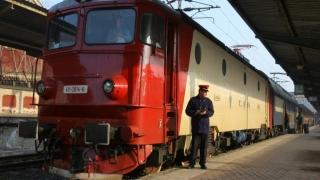 Ofertă inedită la Târgul de Turism: tren de închiriat pentru petreceri private