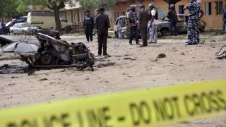 O fetiță de 10 ani, terorist sinucigaș în Nigeria