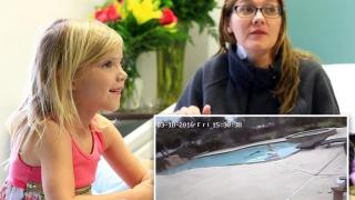 O fetiţă de 5 ani şi-a salvat mama de la înec, în Texas