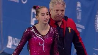 O gimnastă română de lot național va concura pentru Ungaria!