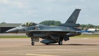 Olanda va participa la raidurile aeriene din Siria împotriva SI