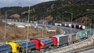 Circulaţie îngreunată pe autostrada Nădlac-Arad