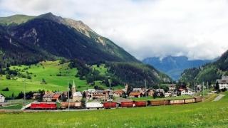O localitate din Elveția este prea frumoasă pentru a fi fotografiată! Ce a decis Primăria