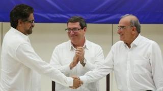 Un nou acord de pace între FARC și guvernul columbian, după eșecul de la referendum