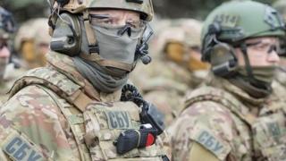 Comando GRU capturat de ucraineni. Plănuiau asasinarea unor ofiţeri de informaţii