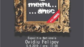 """""""Artă la metru… antic"""" - expoziţie în premieră naţională, la Constanţa"""