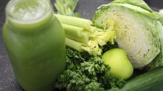 Concentrarea crește cu legume verzi și pește!