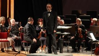 "Concert aniversar Radu Ciorei, la Teatrul ""Oleg Danovski"""