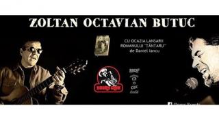 """Concert și lansare de carte: Daniel Iancu aduce """"Țânțarul"""" la Doors"""