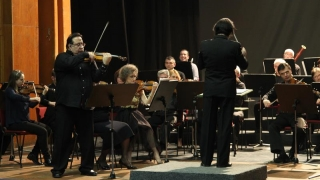 Concert simfonic... pe-ntuneric, din cauza Enel?!