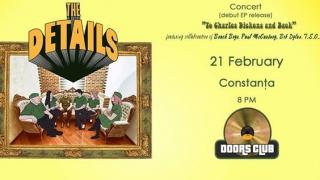Fă cunoştinţă cu The Details, trupa chitaristului din Coma