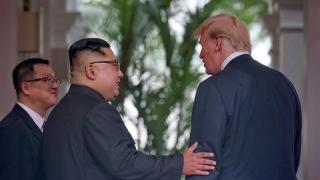 Concesie pentru Kim: SUA suspendă manevrele militare comune cu Coreea de Sud