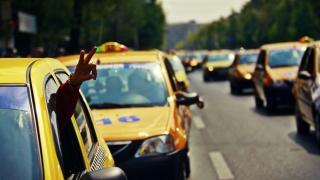 Amenzi de 36.000 euro pentru taximetriști