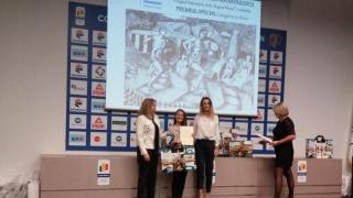 """Constănțeni premiați la Concursul Național """"Jocurile Olimpice în imaginația copiilor"""""""