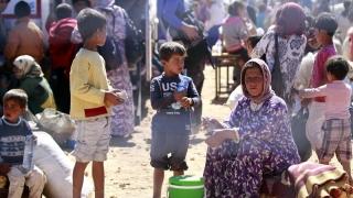 Condiţiile mizerabile din lagărele pentru refugiaţi ar putea da naştere la tragedii