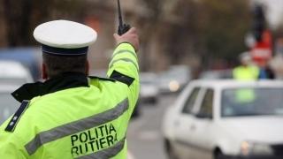 Fără permis în perioada Crăciunului! 500 de șoferi, sancționați