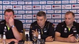Xavier Pascual nu mai este selecţionerul naţionalei României de handbal masculin