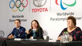 Românii medaliați la JO de la Tokyo vor primi automobile Toyota