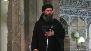 Coaliţia internaţională coordonată de SUA încă nu poate confirma moartea lui Abu Bakr al-Baghdadi