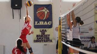 Confruntare dobrogeană în Divizia A2 la volei feminin