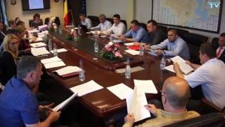 Consilierii locali din Mangalia se reunesc în ședință ordinară