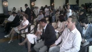 A început ședința de constituire a Consiliului Local Constanța
