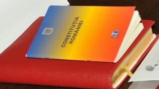 Revizuirea Constituţiei privind interzicerea amnistiei şi graţierii, invalidată