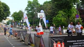 Bulevardul Tomis din Constanța prinde viață și în acest weekend